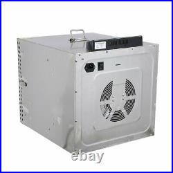 1000wFood Dehydrator 10Tray Stainless Steel Fruit And Vegetable Dried Meat Dryer