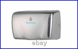 1350W Stainless Steel Automatic Commercial Electric Hand Dryer Hot Air Blower