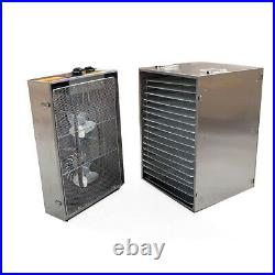 16 Tray Electric Food Dehydrator Fruit Dryer Vegetable Jerky Home Dryer with Timer