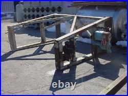 20 cu. Ft. STAINLESS STEEL TWIN SHELL VACUUM DRYER BLENDER Formulator 65 lbs/ cf