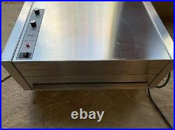 Arkay RC-2100 Stainless Steel Model Print Dryer Resin Coated Prints Up To 20w