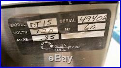 Arkay Stainless Steel Dryer DT15