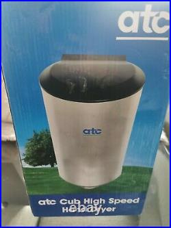 Atc Cub High Speed Hand Dryer Brushed Stainless Steel
