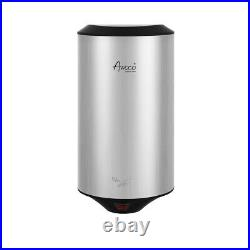 Awoco Round Stainless Steel Automatic High Speed Commercial Hand Dryer UL Listed