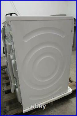 Bosch 800 Series White Chrome Washer / Dryer Set WAT28402UC & WTG86402UC