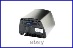Brushless motor high speed intelligent hand dryer brushed stainless steel