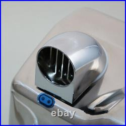 CN Hand Dryer Hot Air Hand Blower Stainless Steel Automatic Commercial Electric