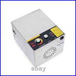Commercial Food Dehydrator Stainless Steel 35L Fruit Meat Jerky Dryer Durable