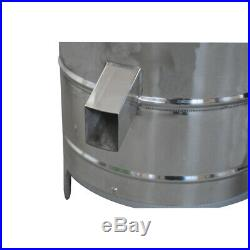 Commercial Stainless Steel Vegetable&Fruit Dehydrator Spinner Salad Dryer 220V