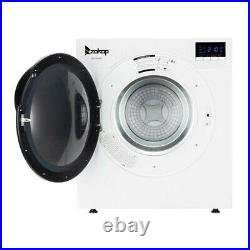 Compact Dryer Clothes Portable Electric Small Front Loading Laundry Machine New
