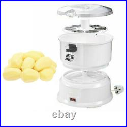 Crystals Small Kitchen Automatic Electric Potato, Apple Peeler + Vegetable dryer