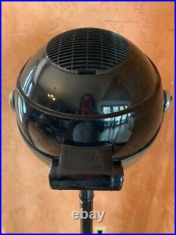Devacurl Hooded Hair Dryer Adjustable Portable Rolling Stand Intertek Approved