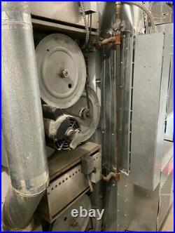 Dexter 115V 30LB Stainless Steel Stack Dryer