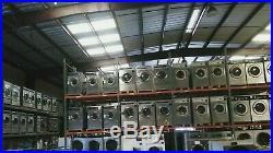 Dexter 80lb Single Pocket Dryer Stainless Steel 2071100201152 240V (Refurb)