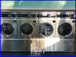 Dexter Dryer 30lb Commercial Natural Gas, Single Pocket Stainless Steel 4 avail