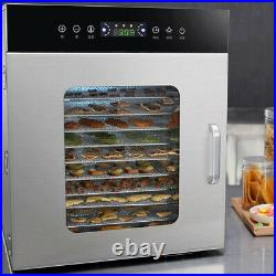 Dried Fruit Dehydrated Machine Fruit Meat Food Dryer Large Capacity