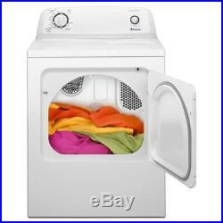 Electric Vented Dryer 240-Volt Wrinkle Prevent Option Secadora Electrica