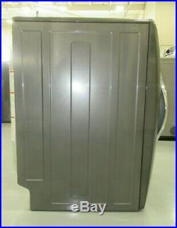 Electrolux EFME617STT 8 Cu Ft Electric Front-Load Dryer (E0024)