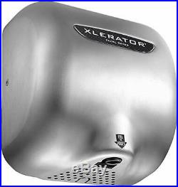 Excel Dryer XLERATOR Hand Dryer XL-SB, Brushed Stainless Steel Cover