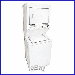 FRIGIDAIRE Washer Dryer Combo, 240V, 22A, White, FFLE3900UW, White
