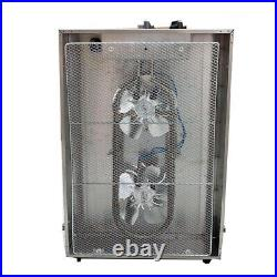 Food Dehydrator Fruit Vegetable Drying Machine Snack Dryer 16 Trays Stainless