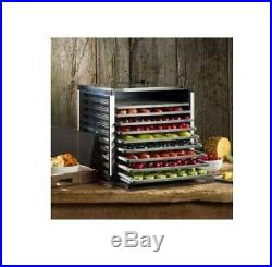 Food Dehydrator Jerky Maker Machine Preservation Processing Dryer Fruit Meat DIY