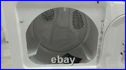 GAS Whirlpool 7-cu ft Reversible Side Swing Door GAS Dryer (White) WGD4815EW2