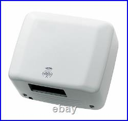 Hand Dryer Automatic High Speed Small Compact Mini Robust Heavy Duty Anti Vandal