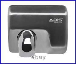 Hand Dryers High Speed Automatic Electric Heavy Duty Stainless Steel Hand