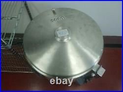 Hobart SDPS-11 Stainless Steel Salad and Vegetable Dryer, 24-1/2W Used