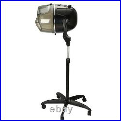 Hot Tools Portable Rolling Salon Hair Dryer Tourmaline Ionic Bonnet Hood US SELL