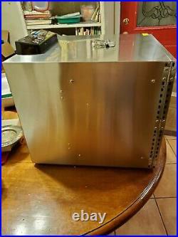 Kwasyo 1000W Commercial Food Dehydrator 10 SS Tray's Fruit Meat Jerky Dryer