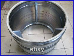 LG Clothes Dryer Stainless Steel Drum/Tub withFelt Seal/Baffles 3045EL1002S