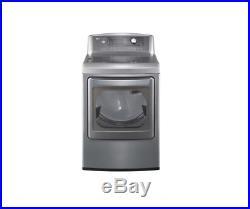 LG DLEX5170V 27 Graphite Steel Front-Load Electric Dryer NEW #19186 HRT