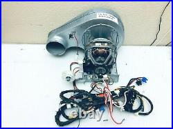 LG Electric Dryer Model DLEX5170W Drive Motor with Fan Assembly 4681EL1008A
