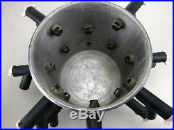 Labconco Stainless Steel 12 port Manifold Freeze Dryer Chamber