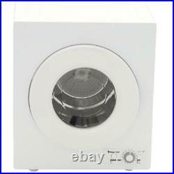 Magic Chef MCSDRY1S 2.6 Cubic Feet Compact Home Laundry Dryer Machine, White