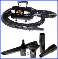 Metro Blaster-B-3CD Dog Grooming/Motorcycle Dryer-220V- For International Use