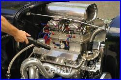 Metro Vac MB-3CD Air Force Master Blaster 8-HP Car and Motorcycle Dryer