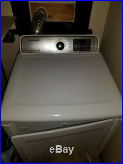 Moving out Sale Eletric washer and dryer set used Top Load