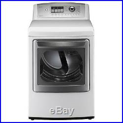 New LG DLE5001W 7.3 CU. FT. Ultra-Large Electric Dryer 240V Local Pick up Only