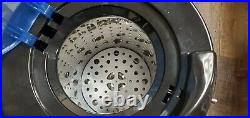Panda PANSP22 Portable Stainless Steel Spin Dryer 110V only used a few times