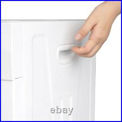 Portable Electric Compact Laundry Dryer Stainless Steel Clothes Dryer 5 Modes