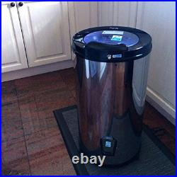 Portable Spin Dryer 10-Volt 0.6 cu. Ft. 3200 RPM Stainless Steel