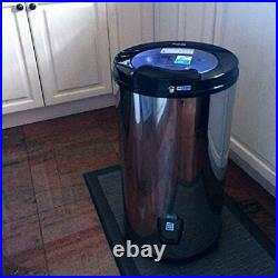 Portable Spin Dryer 3200 RPM Ultra Fast Stainless Steel 110-V / Capacity 0.6 cu