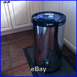 Portable Spin Dryer Mini Machine Compact Clothes Stainless Steel 110V 0.6 cu ft