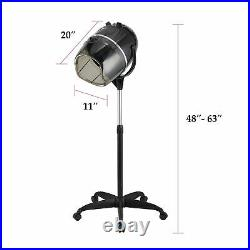 Professional Salon Bonnet Stand-up Hair Dryer Hood Hairdressing Beauty Styling