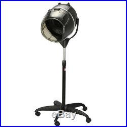 Rolling Salon Hair Blow Dryer Bonnet Hood Stand Hair Dryer US Plug Hot 2020