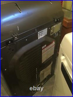 Samsung DV52J8700EP Platinum Steel 27 7.4 cuft Front Load Electric Dryer DD NEW