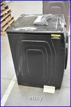 Samsung DVE45R6100V 27 Black Stainless Steel Front Load Electric Dryer #109880